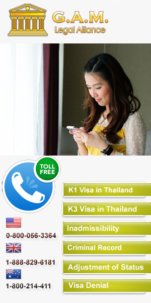 US Visa for Thai